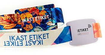 RFID digital wristbands