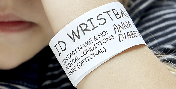 ID wristbands