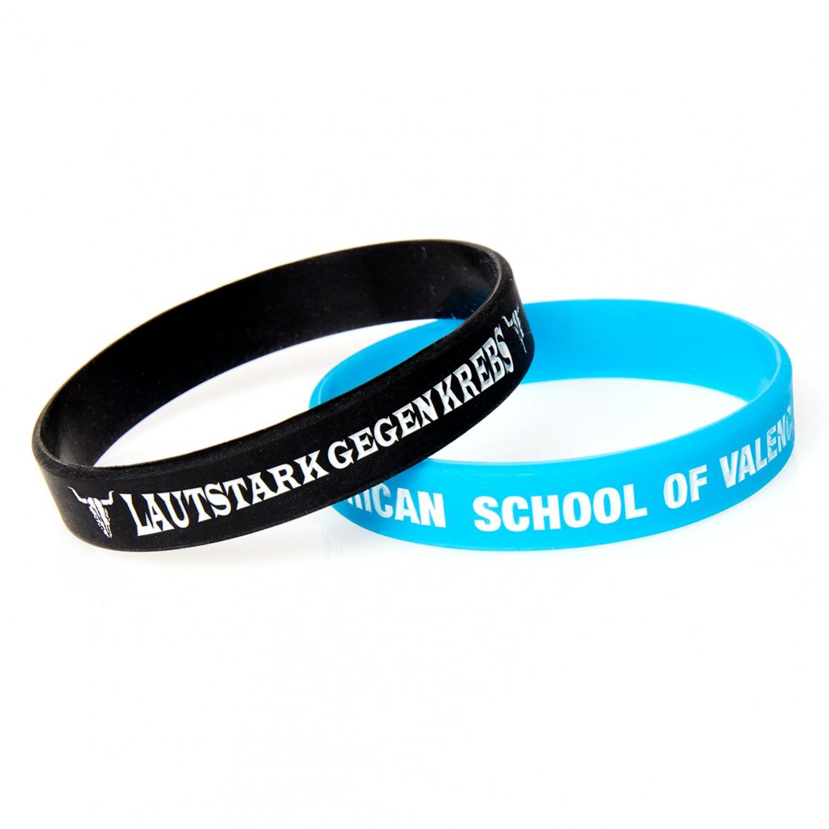 Silicone Wristbands, Custom Silicone Wristbands | Labelyourself