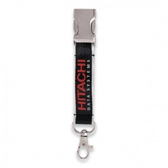 Newlight lanyards in fine silk quality