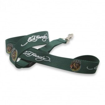 Offset printed lanyards