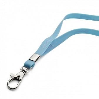 Silicone lanyards in cool quality